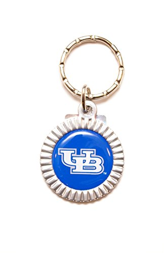 Buffalo University Keychain & Keyring - Circle