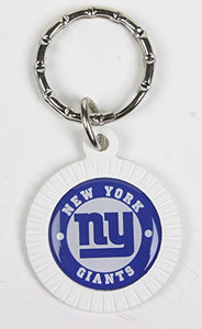 New York Giants NFL Keychain & Keyring - Circle