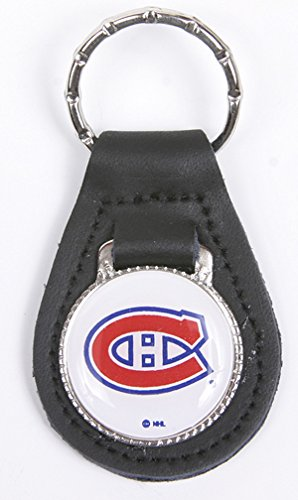 Montreal Canadiens NHL Keychain & Keyring - Leather