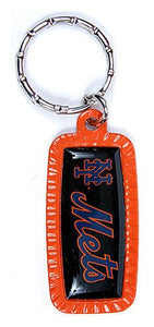 New York Mets MLB Keychain & Keyring - Rectangle