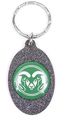 Colorado State Rams Keychain & Keyring - Oval