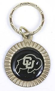 Colorado Buffaloes Keychain & Keyring - Circle