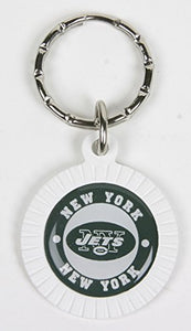 New York Jets NFL Keychain & Keyring - Circle