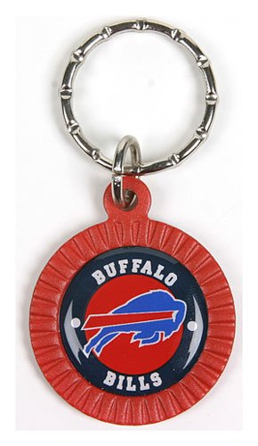 Buffalo Bills NFL Keychain & Keyring - Circle