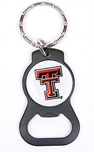 Texas Tech Red Raiders Keychain & Keyring - Bottle Opener