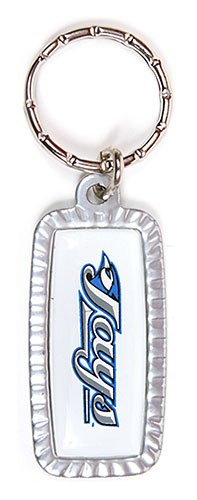 Toronto Blue Jays MLB Keychain & Keyring - Rectangle