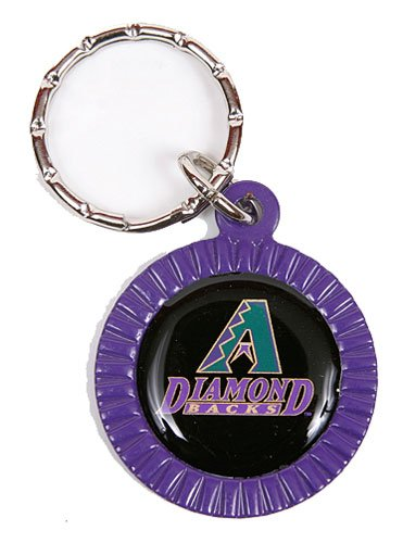 Arizona Diamondbacks MLB Keychain & Keyring - Circle