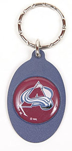 Colorado Avalanche NHL Keychain & Keyring - Oval
