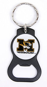 Missouri Tigers Keychain & Keyring - Bottle Opener