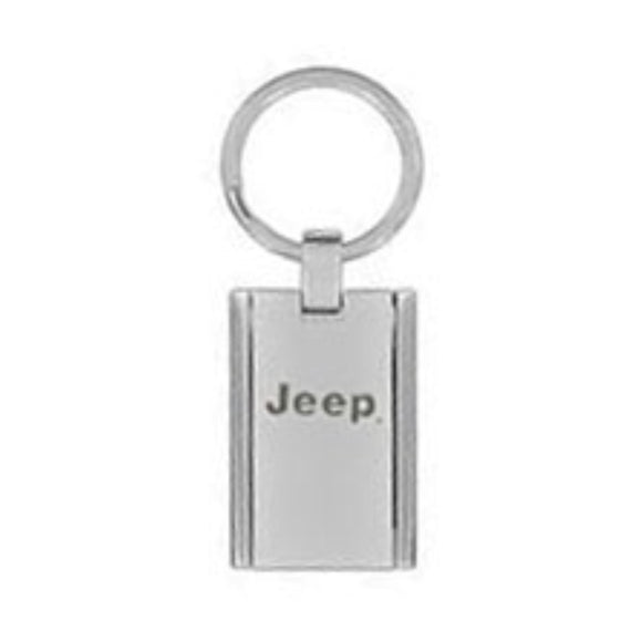 Jeep Keychain & Keyring - Picture Frame