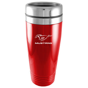 Ford Mustang Travel Mug 150 - Red