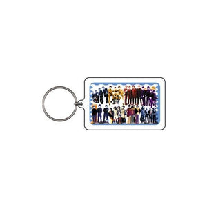 The Beatles Keychain & Keyring - All Styles