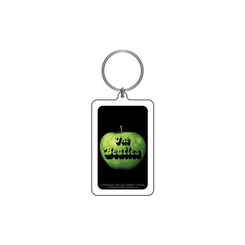 The Beatles Keychain & Keyring - Apple Photo & Logo