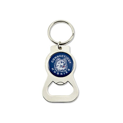 Connecticut Huskies Keychain & Keyring - Bottle Opener
