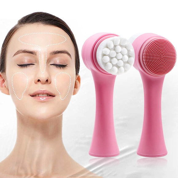 3D Double Sided Facial Cleanser - Phenomenal Ware