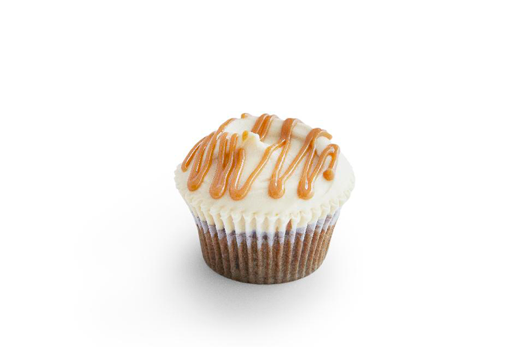 Monthly Special: Sticky Toffee Cupcakes
