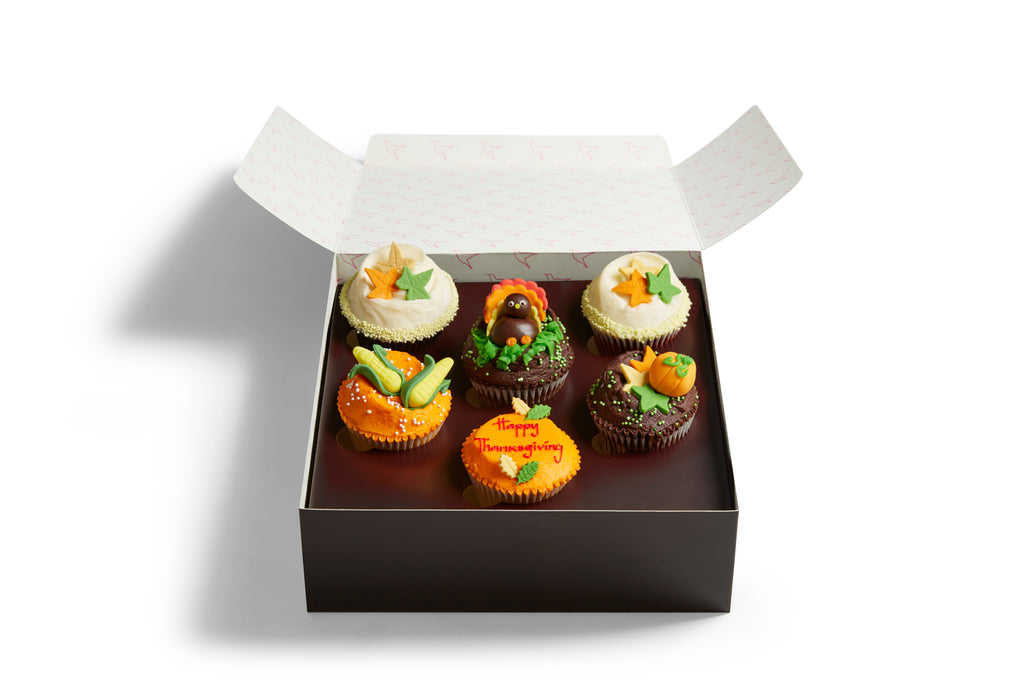 Thanksgiving Cupcake Selection Box