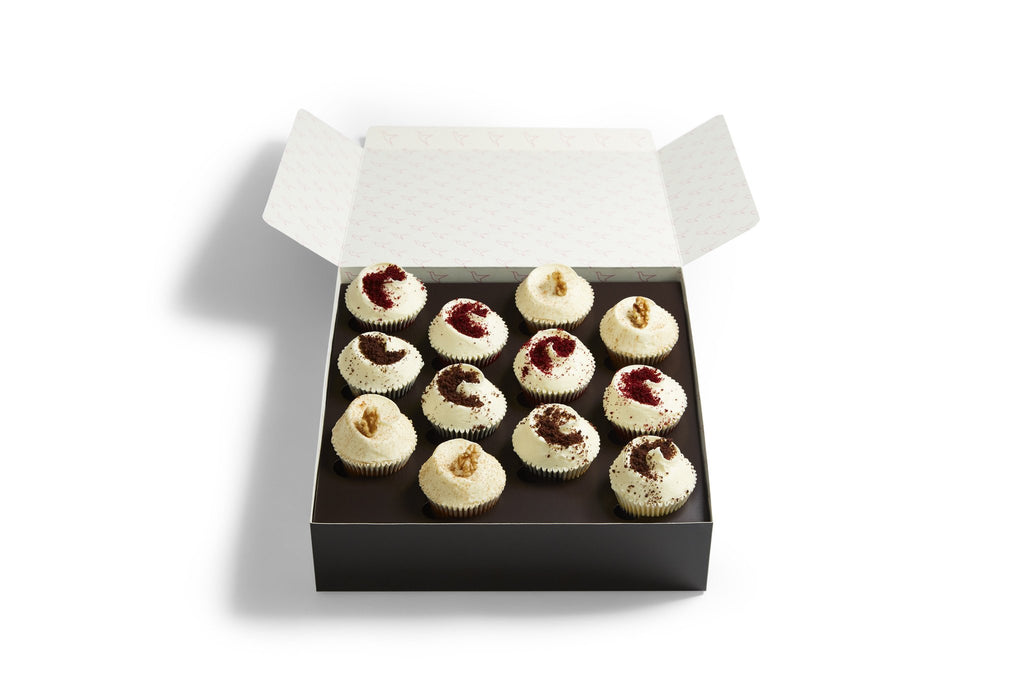 Luxury Cupcake Gift Box