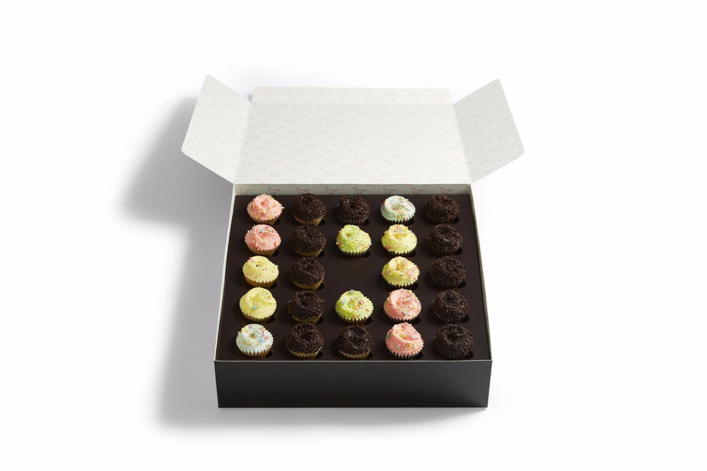 Vanilla & Chocolate Minis Gift Box