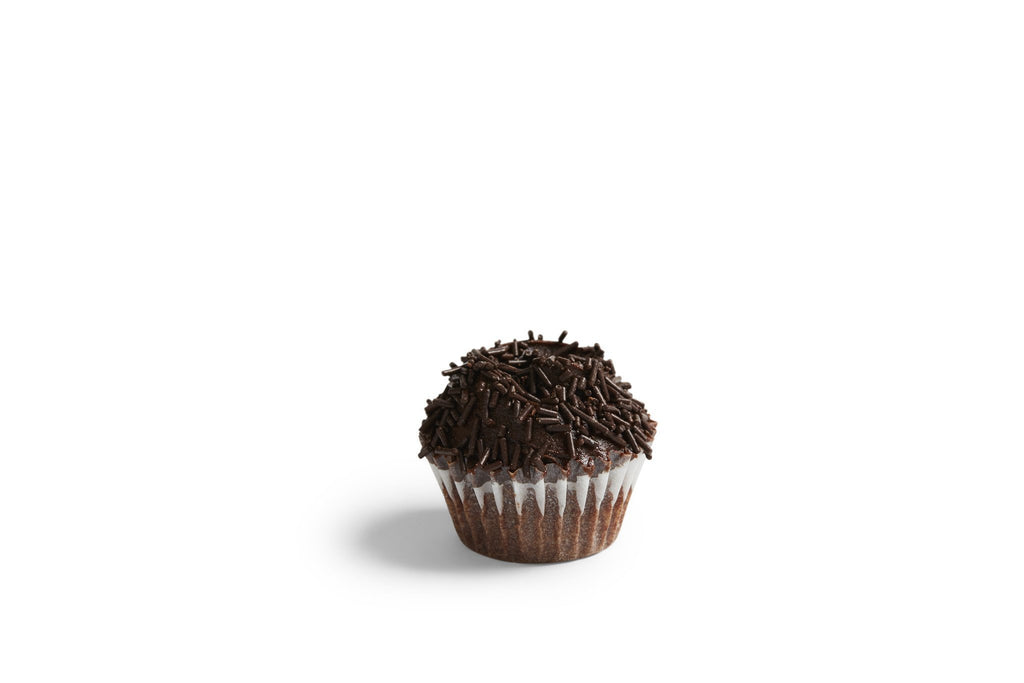 Chocolate Mini Cupcakes