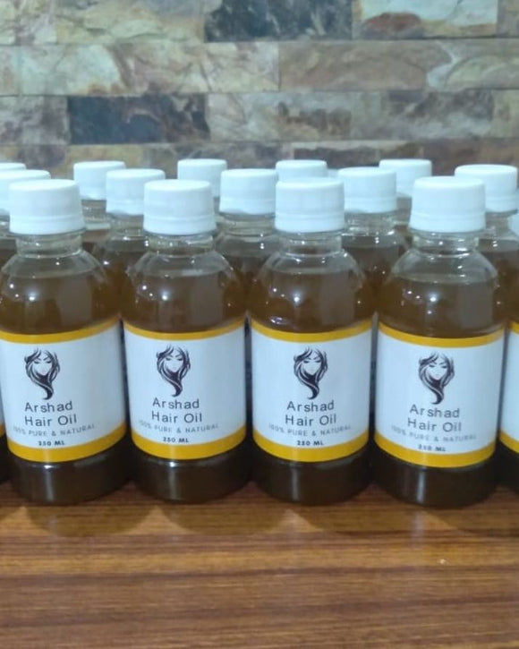 Arshad Hair Oil | 100% Pure & Natural