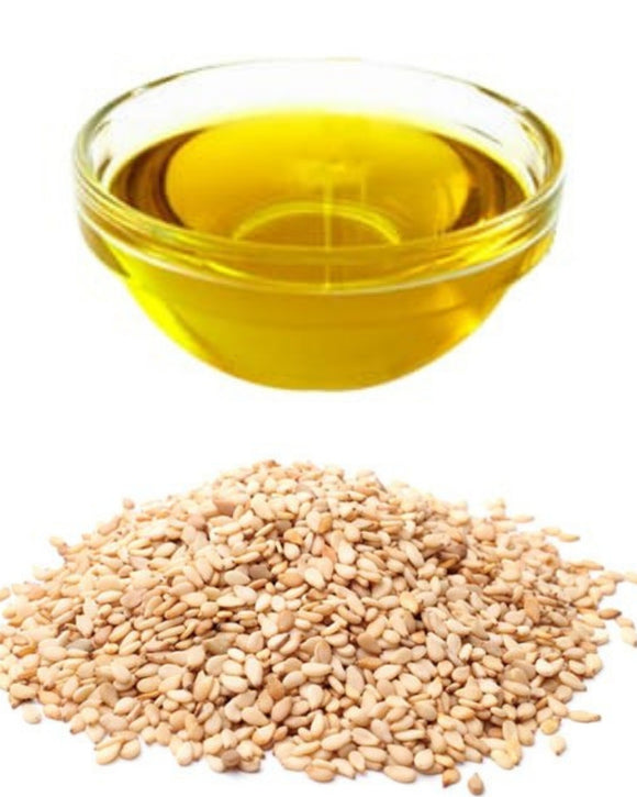 Pure Sesame Seeds Oil - Safed Tillon Ka Teal Khalis