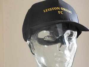 Leiston Orient Cap - Black