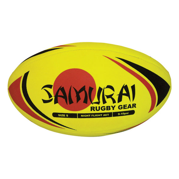 Night Flight All Element Trainer Rugby Ball