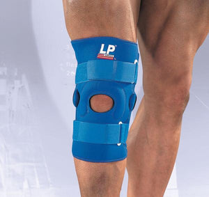 Knee Stabiliser with Vertical Buttress