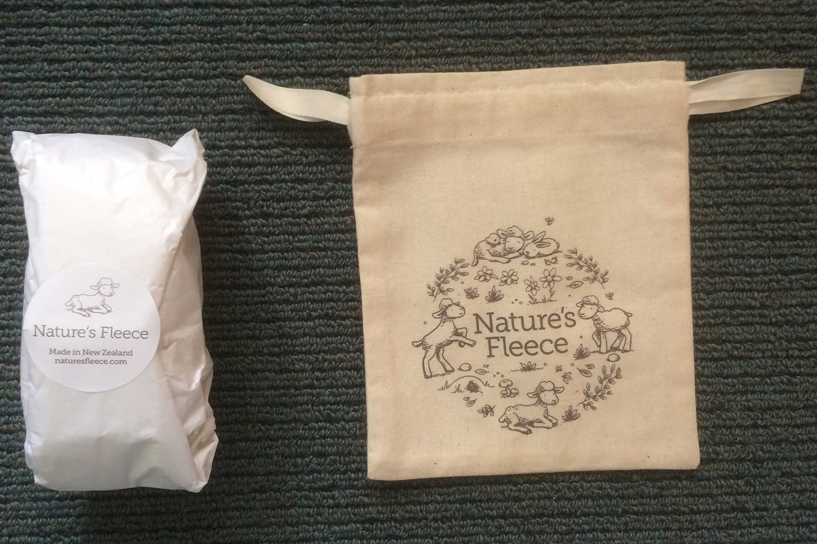 Natures Fleece Gift Wrapping Photo 04