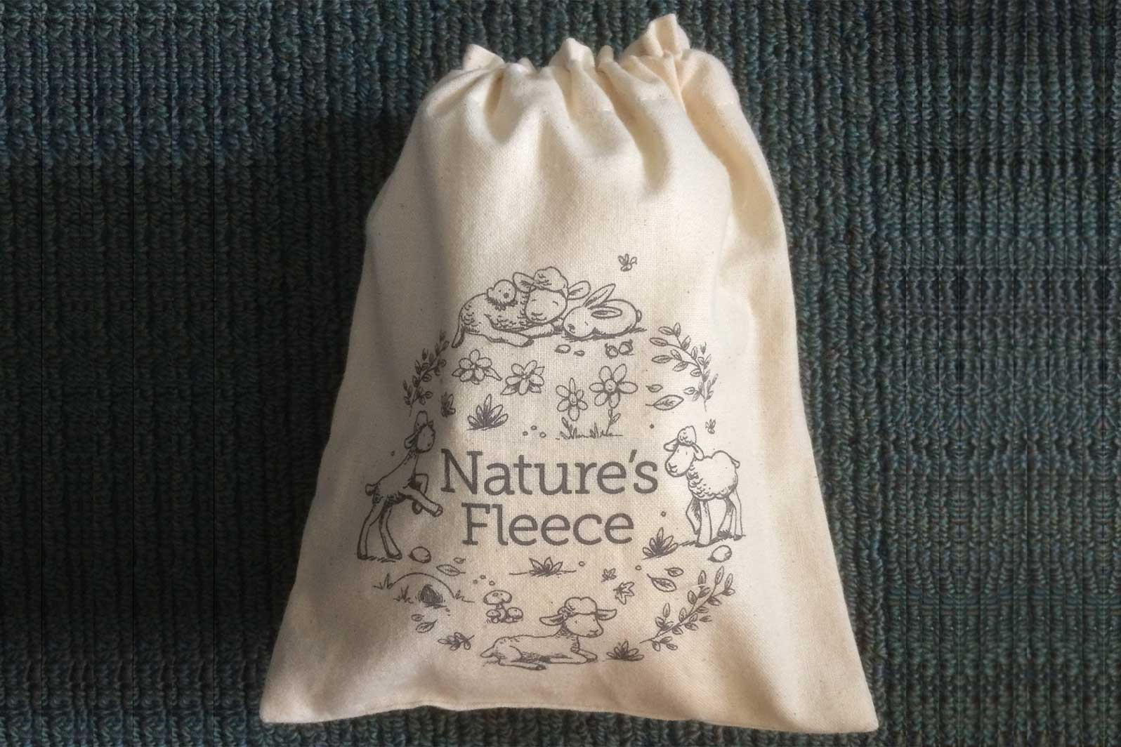Natures Fleece Gift Wrapping Photo 05