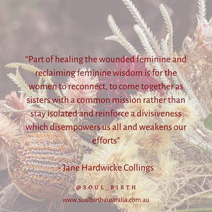 This quote by @janehardwickecollings resonates...