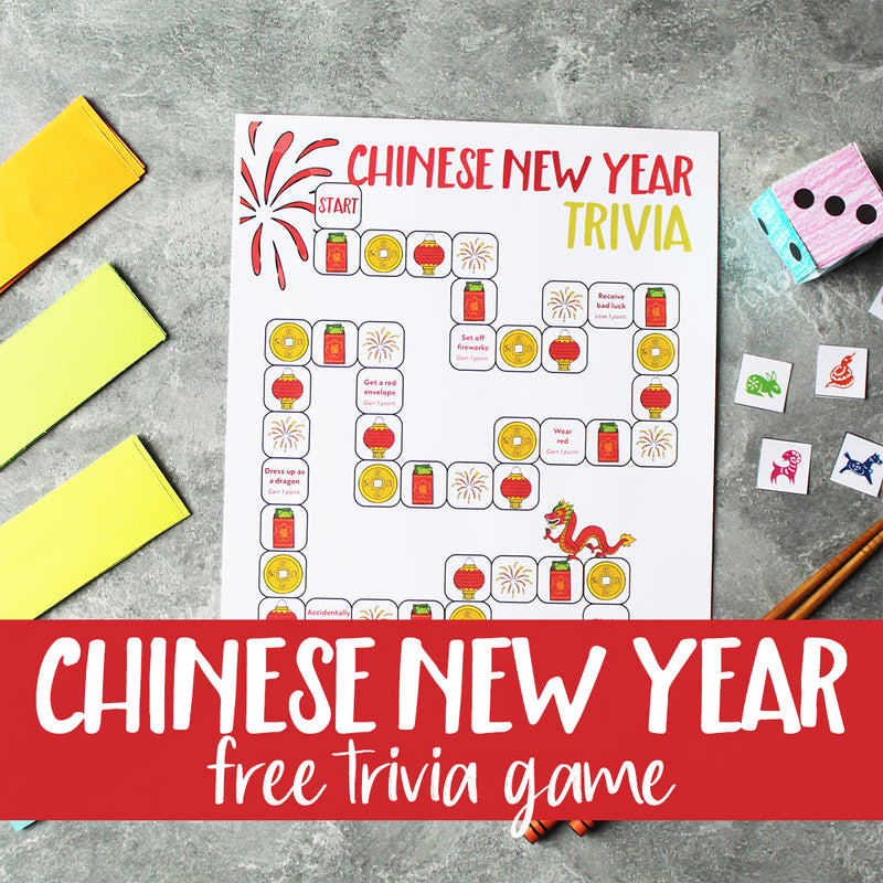 Chinese New Year Trivia Game