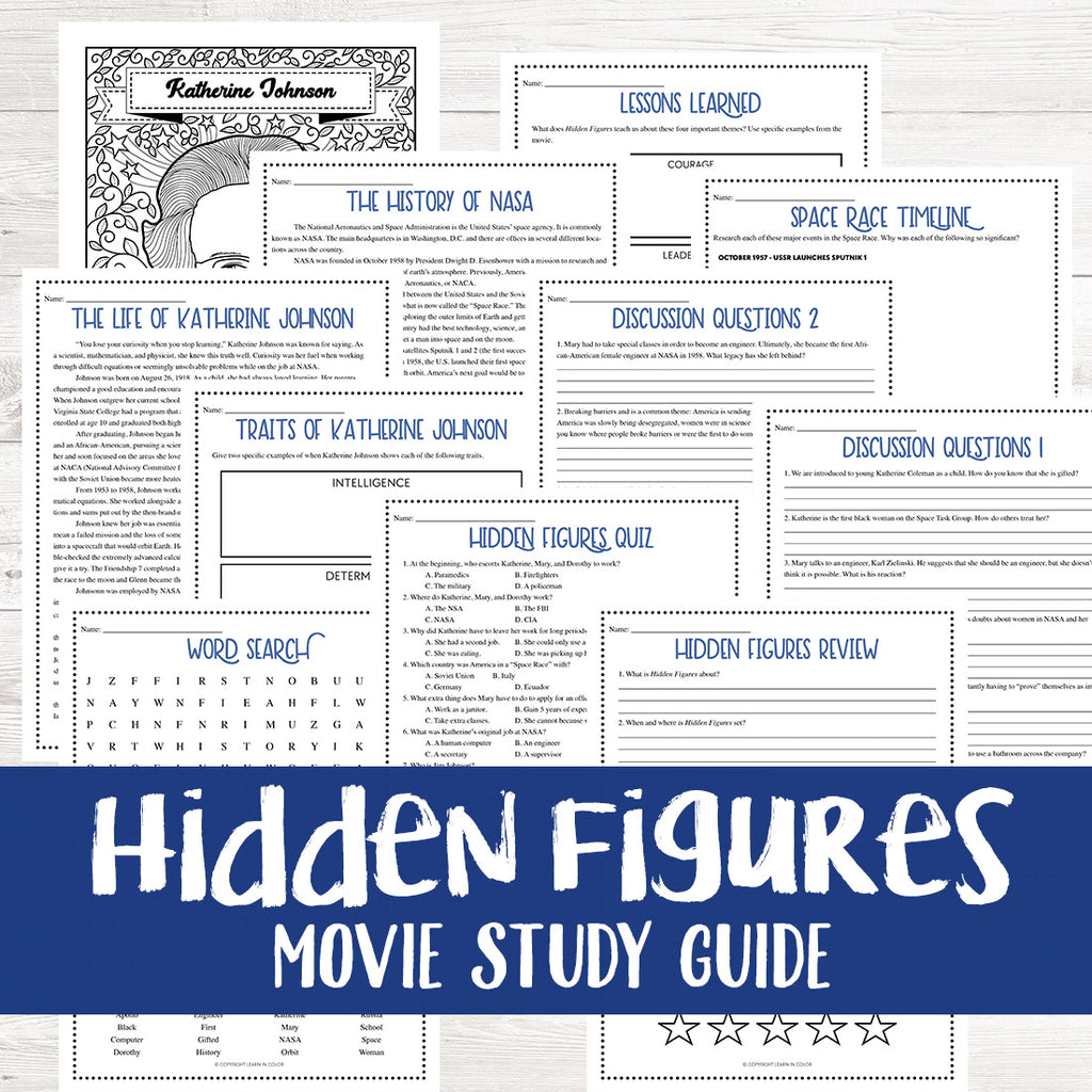 Hidden Figures Movie Guide