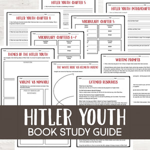 Tell Them We Remember: An 8 Week Holocaust Unit Study