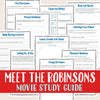 Meet the Robinsons Movie Study