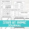 Stay at Home Journal