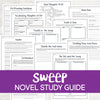 Sweep Novel Study <h5><b>Grades:</b> 4-7 </h5>