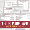 The Imitation Game Movie Study <h5><b>Grades:</b> 7-9 </h5>