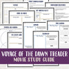 The Voyage of the Dawn Treader Movie Study