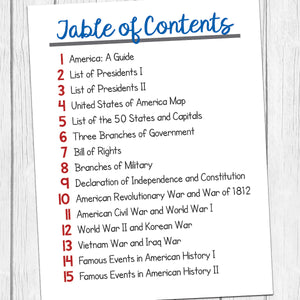 The Ultimate US History Cheat Sheets <h5><b>Grades:</b> 4-8</h5>