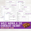 Willy Wonka and the Chocolate Factory Movie Study