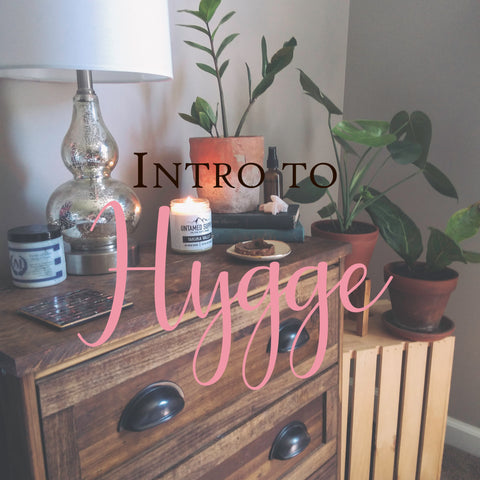 Introduction to Hygge logo