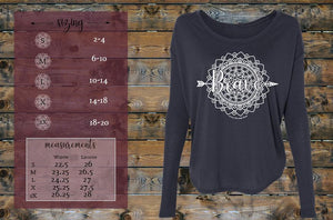 {LIMITED EDITION} BRAVE Long Sleeve