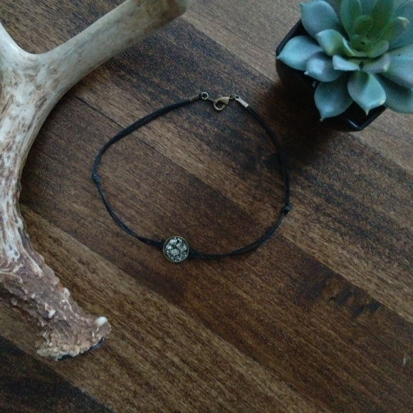 Crushed Pyrite Choker