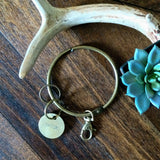 {Add On} Keychain Bracelet Only