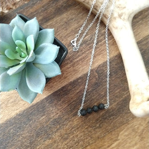 Essential Quad Bar Necklace