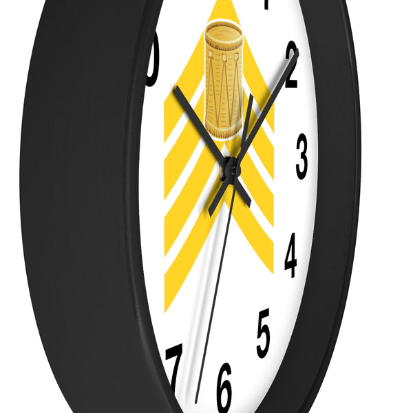 Drum Major Wall Clock
