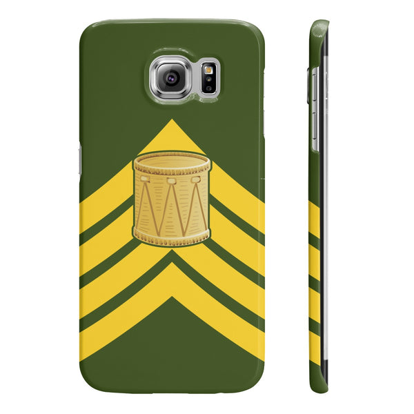 Drum Major - Budget Slim Phone Cases