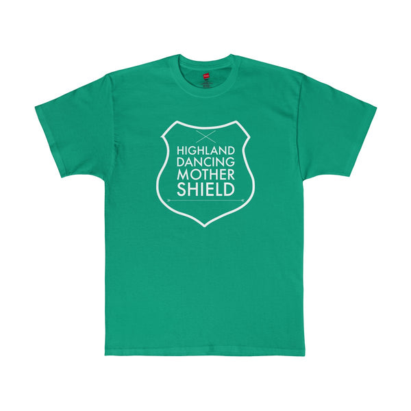 Highland Dancing Mother Shield | Men's Tagless Tee
